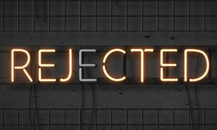 Rejected – Part 2 – Acceptance & Approval